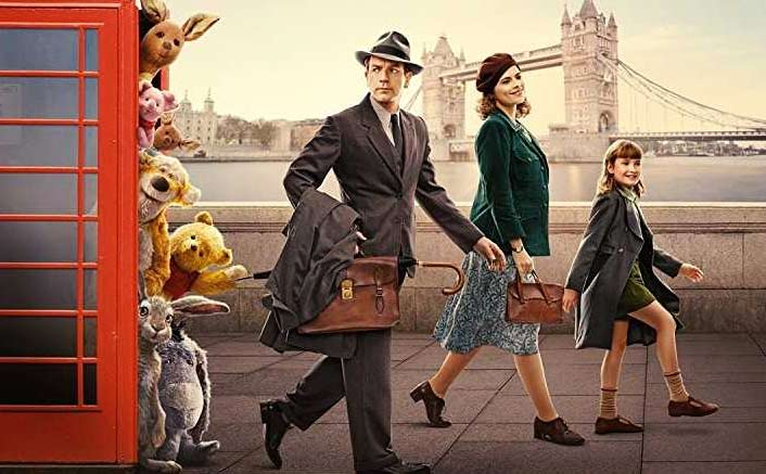 Kursus Menangkal Baper Ala Pooh (Review Film Christopher Robin)